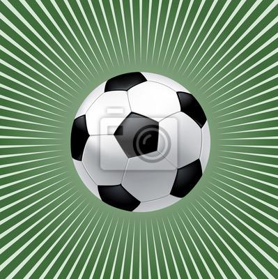 ballon de football backround