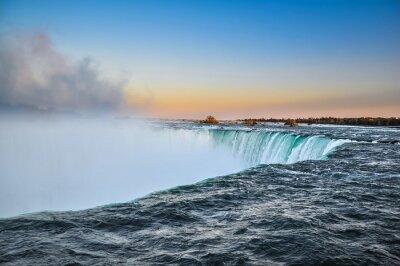 Posters Belle, Niagara, eau, chutes, canada
