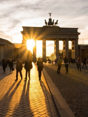 Posters Berlin, Brandenburger Tor