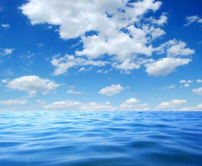 Posters Bleu, mer, eau