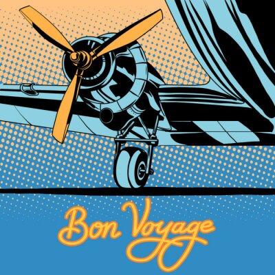 Posters Bon voyage