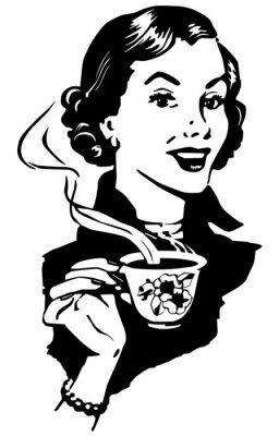 Posters Café-Dame