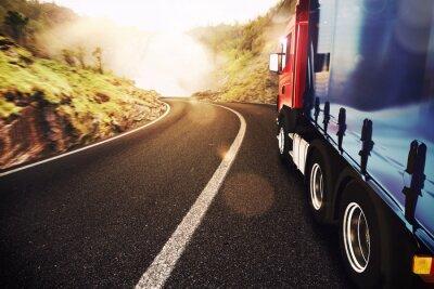 Posters Camion de transport