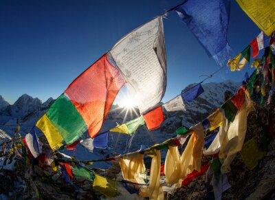 Posters Camp de base Everest, au Népal