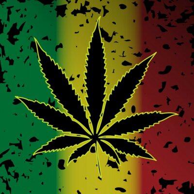 Posters Cannabis marihuana
