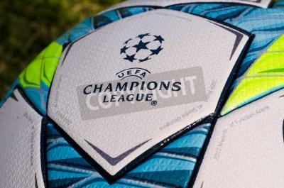 Posters Ceci est la boule de bureau Joué dans le dernier match entre le Bayern Munich et Chelsea