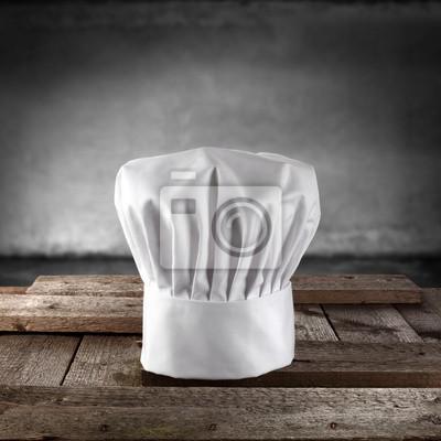 chapeau de cuisinier unique