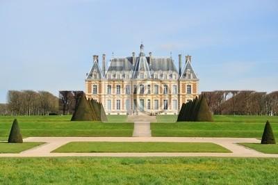Château Dans La banlieue parisienne - Sceaux