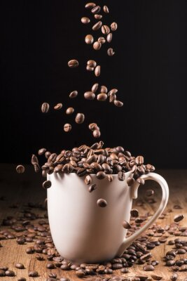 Posters Chicchi di caffè