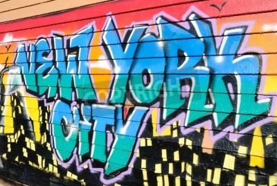 Posters Cinq Pointz, considéré comme un haut lieu de graffitis dans le Queens à New York, est un espace d'exposition en plein air mettant en vedette de nombreux graffitis artists.October 7 2010.