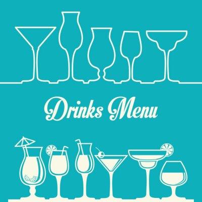 Posters Conception de boissons
