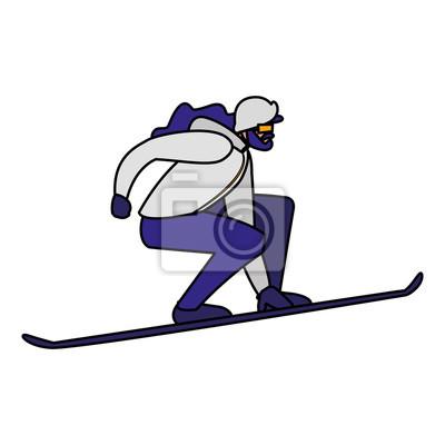 Conception de sports d'hiver