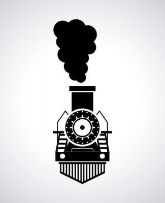 Posters conception de train