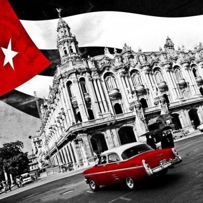 Posters Cuba (n & b)