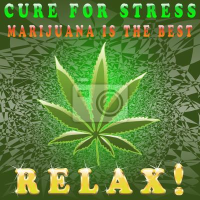 Posters Cure pour le stress