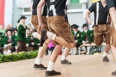 Posters Danse folklorique Autriche