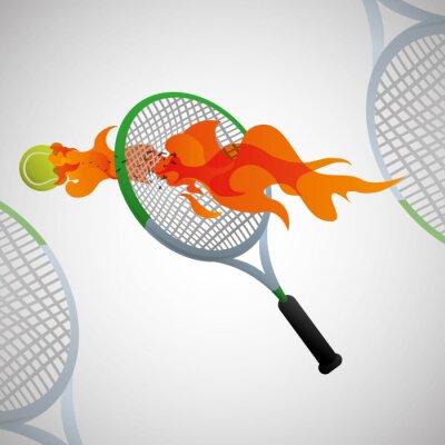 Posters Design Sport icône