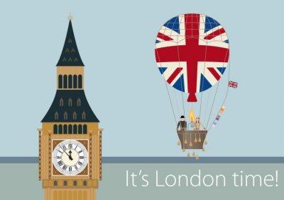 Posters Dessins à Londres