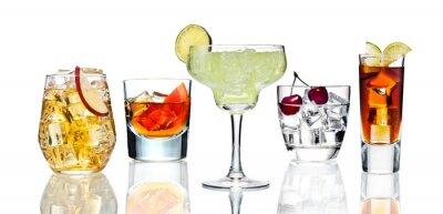 Posters Différents cocktails.