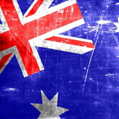 Posters Drapeau de l'Australie