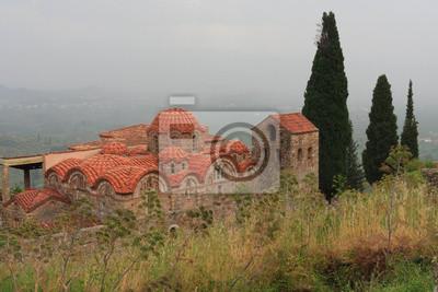 Eglise Mystras Grèce
