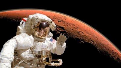 Posters Éléments de l'image sont fournis par la NASA