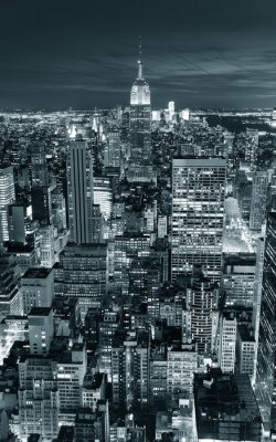 Empire State Building gros plan