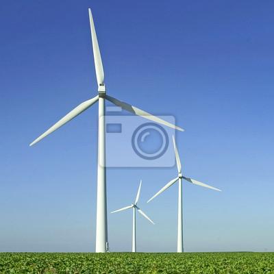 éoliennes DANS champion non