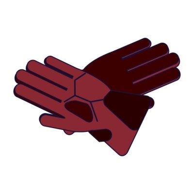 Équipement de gants d'hiver
