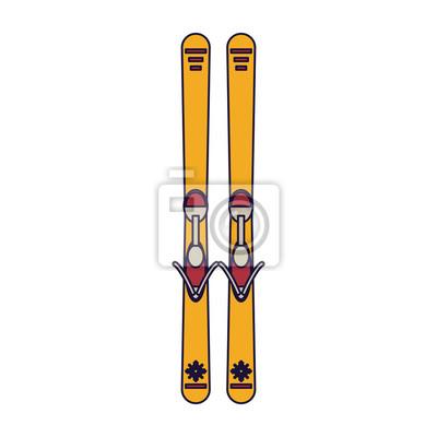 Équipement de planches de ski