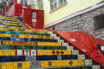 Posters Escadaria Selaron, Rio de Janeiro, Brésil