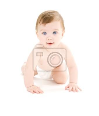 exploration bébé garçon