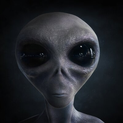 Posters extraterrestre