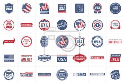 Posters Fabriqué aux États-Unis
