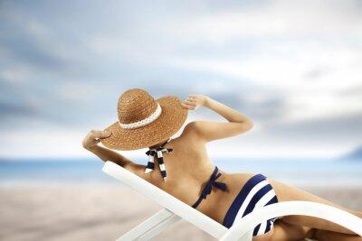 Posters Femme et bikini