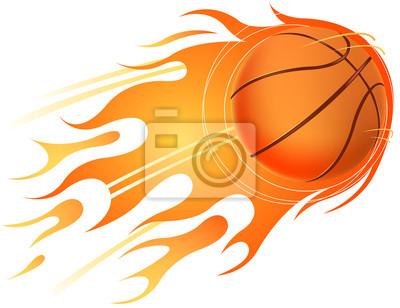 feu de basket-ball