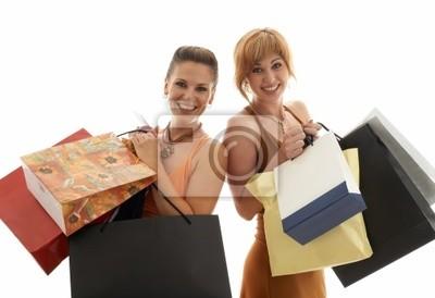 filles d'achats