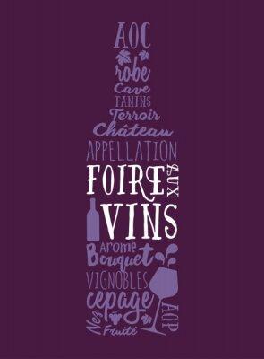 Posters Foire aux Vins