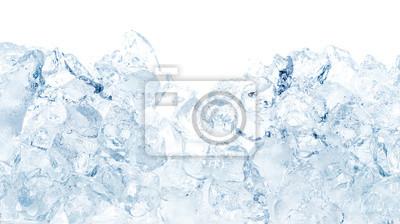Posters Fond de glace naturelle
