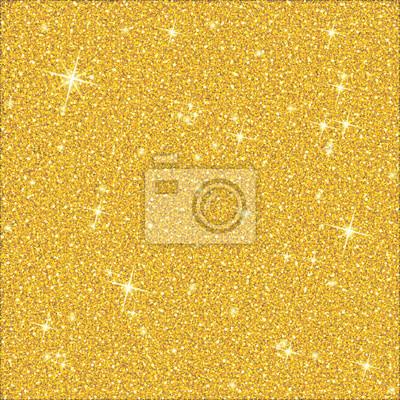 Fond Doré fond doré 40x40cm affiches murales • posters paillettes, strass
