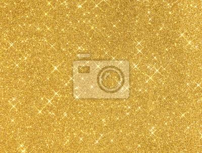 Fond Doré fond doré paillettes affiches murales • posters strass, paillette