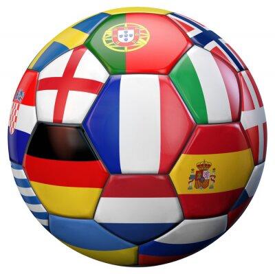 Posters Football européen