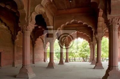 Fort Rouge - Delhi - Intérieur