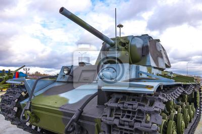 froid Réservoir russe guerre