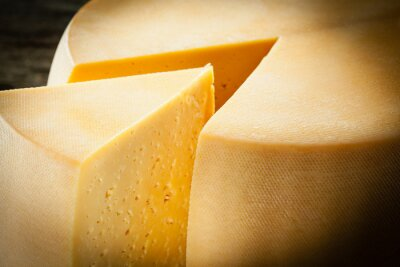 Posters Fromage. Macro