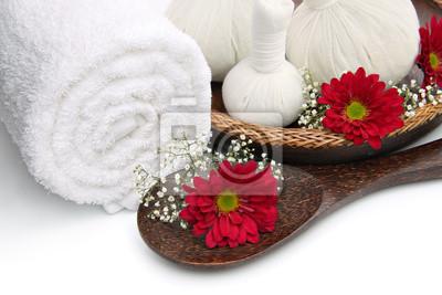 Frontière de massage Spa