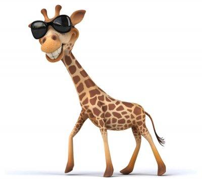 Posters Fun girafe