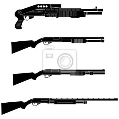 Posters Fusil de chasse