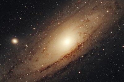 Posters Galassia di  Andromeda  M31