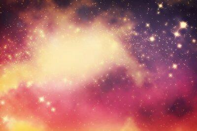 Posters Galaxy avec des étoiles et un espace d'univers fantastique.